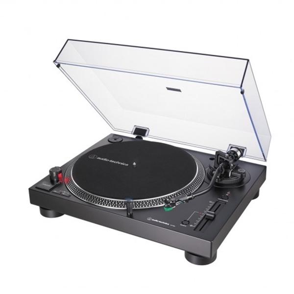오디오테크니카 AT-LP120XUSB, 블랙