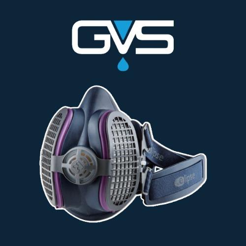 GVS (오늘발송) 일립스 방진마스크 P100 SPR457 (대형)