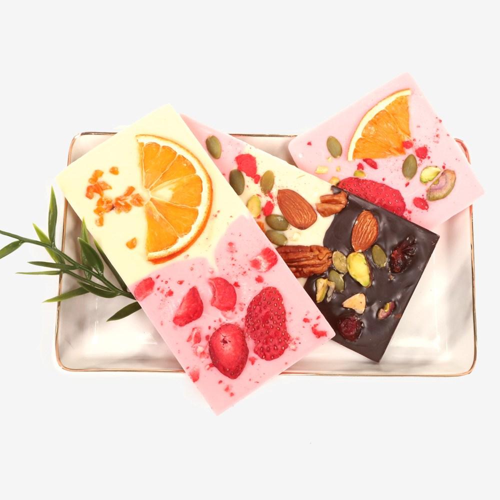 FNJ 초콜렛 만들기 DIY 넷-바크 초콜릿 세트, DIY 넷-바크 초콜릿 만들기 세트, 1개