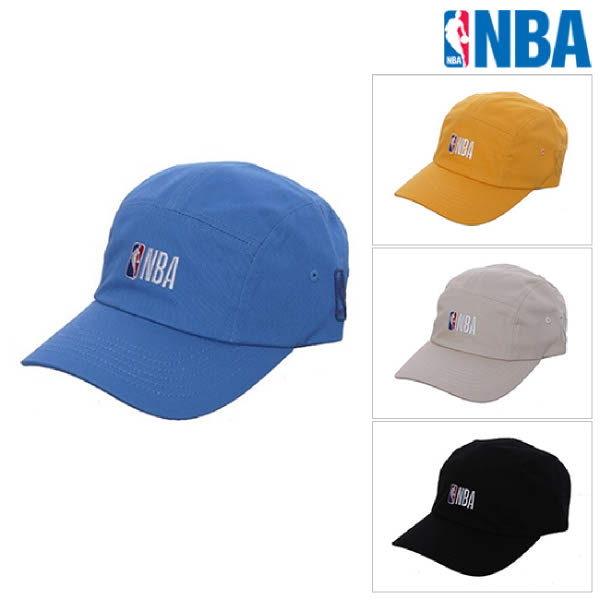 [현대백화점][NBA] N205AP132P 공용 로고 자수 캠프캡 모자