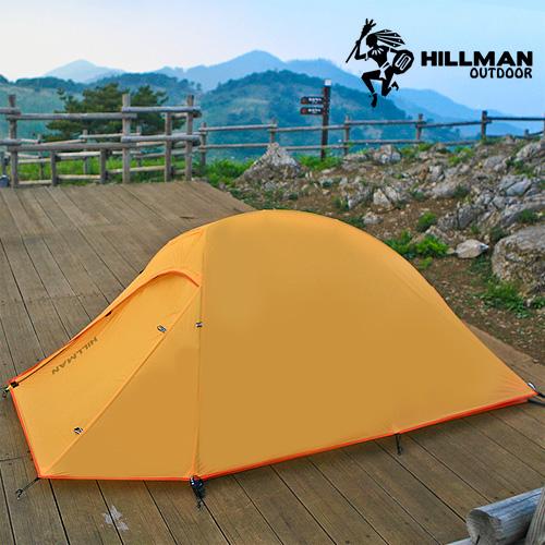 힐맨 클라우드 UP2 2인용 텐트 그라운드시트 포함, 클라우드UP2