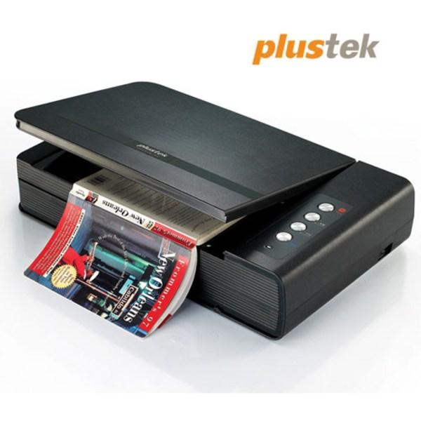 플러스텍 A4 북스캐너 OB4800