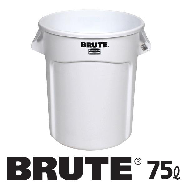[러버메이드] 벤티드브루트 컨테이너, 통(흰색), 1개
