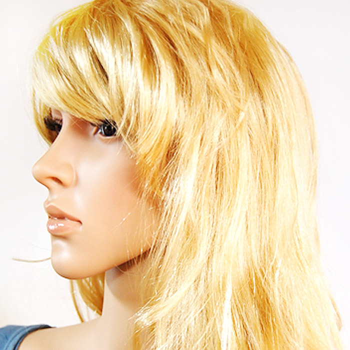 피플스파티 파티가발, 금발긴머리가발