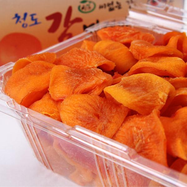 팜앤푸드 감말랭이 벌크포장, 1kg