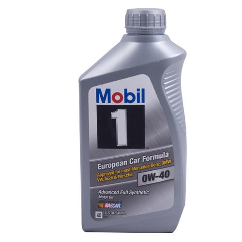 모빌원 엔진오일, Mobil1 0W40