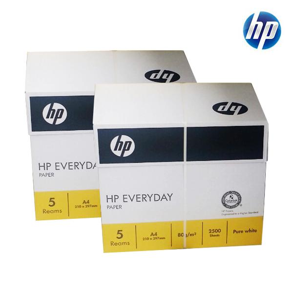 HP A4 80g 복사용지 2BOX 5000매 A4용지