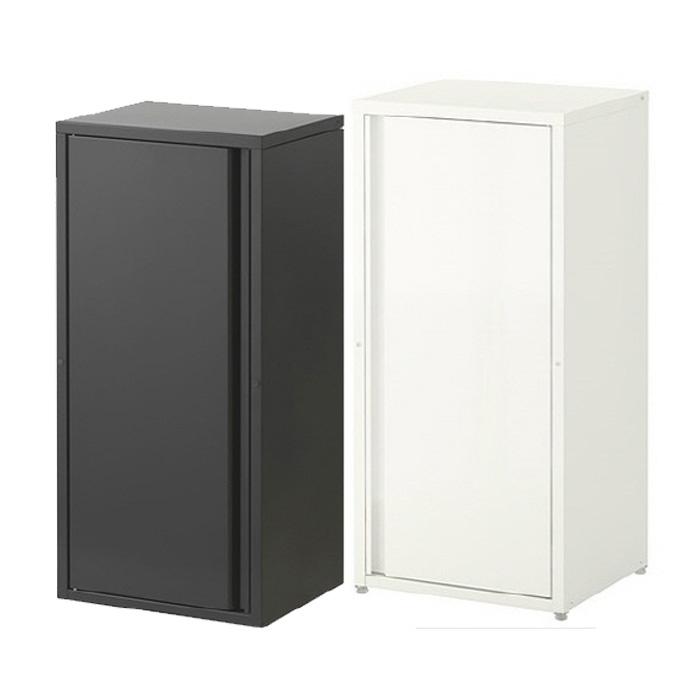 이케아 IKEA JOSEF 실내외수납장 철제 캐비닛, 화이트