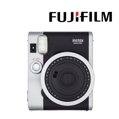 인스탁스 미니 90 즉석카메라, 단일상품, 블랙