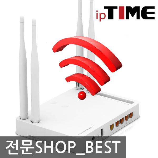 ipTIME 유무선공유기 A2004R