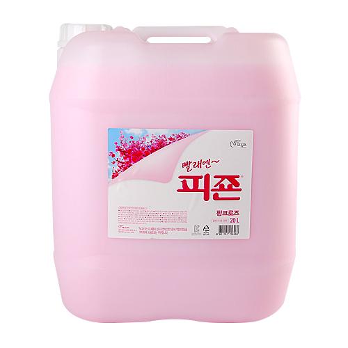 피죤 대용량 20리터 섬유유연제, 20L, 1개