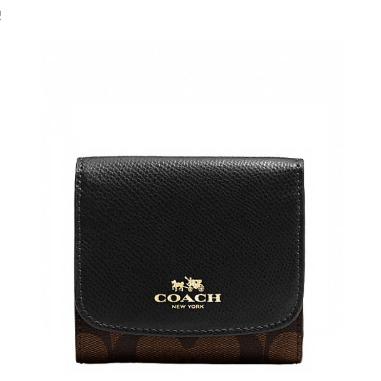 코치 [HAPPYNY] COACH_ 53837 SMALL WALLET