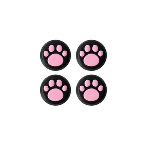 PS4 발바닥 버튼킷(4개입), 핑크, 4개입
