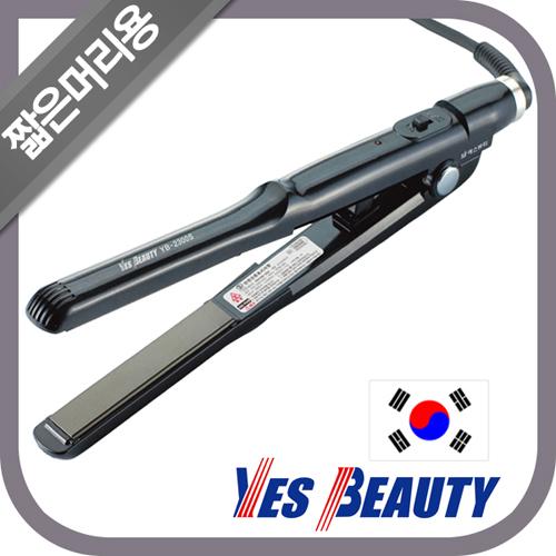 예스뷰티 슬림매직기 YB-2300S, 블랙