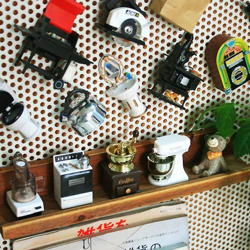 플러스비 미니어쳐 냉장고자석 마그넷 시리즈, 05.커피메이커 마그넷, 1개
