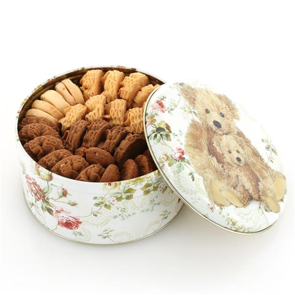 제니베이커리 4믹스 쿠키(L) 640g, 1개