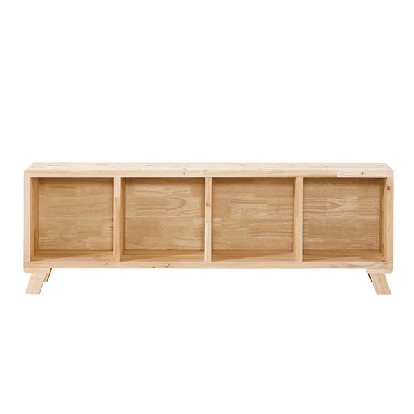 [엣지퍼니처]파인 삼나무 콤비 1단 4칸 책장, 공통