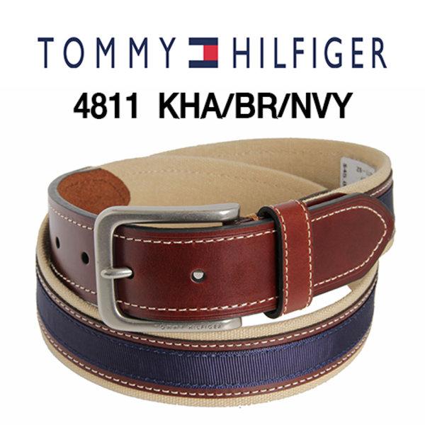 Tommy Hilfiger 타미벨트 4811 (02x044) 빅사이즈 44까지