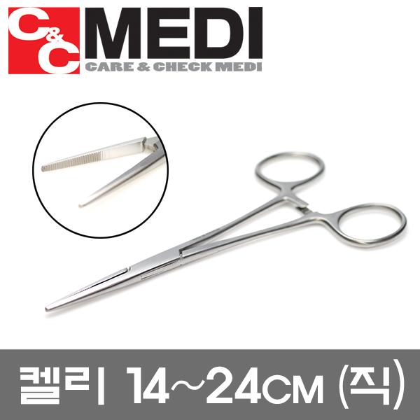 의료용 가위 의료용 집게 겸자 핀셋 의료용품, 케리 직 18 (POP 4547940)