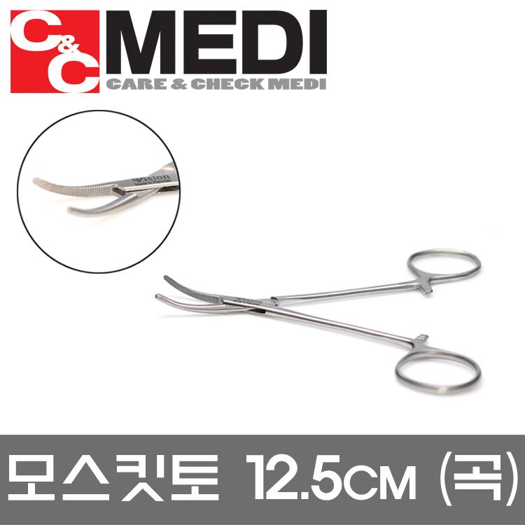 의료용 가위 핀셋 겸자 모스킷토, 모스킷토 곡 12.5 (POP 4848363)