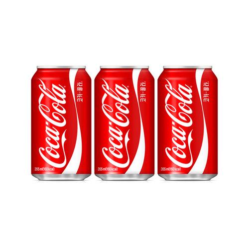 코카콜라 업소용, 355ml, 48캔