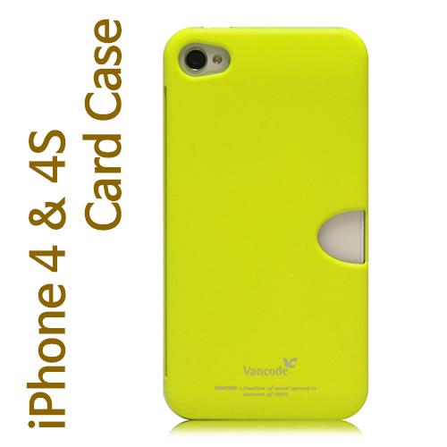 VANCODE 아이폰 4S 전용 케이스 슬림카드케이스