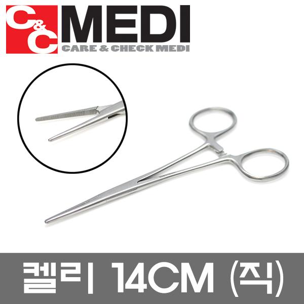 의료용 가위 의료용 집게 겸자 핀셋 의료용품, 케리 직 14 (POP 4547940)