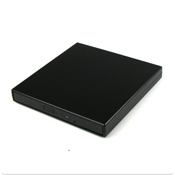 Coms USB외장형 CD-ROM외 DVD ODD 3종, DVD R/W ES-04, 블랙 1개