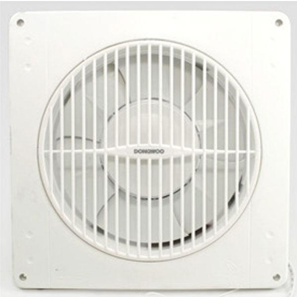 동우 환풍기 욕실 풍압 개방형 자동개폐식 25DRA자동셔터