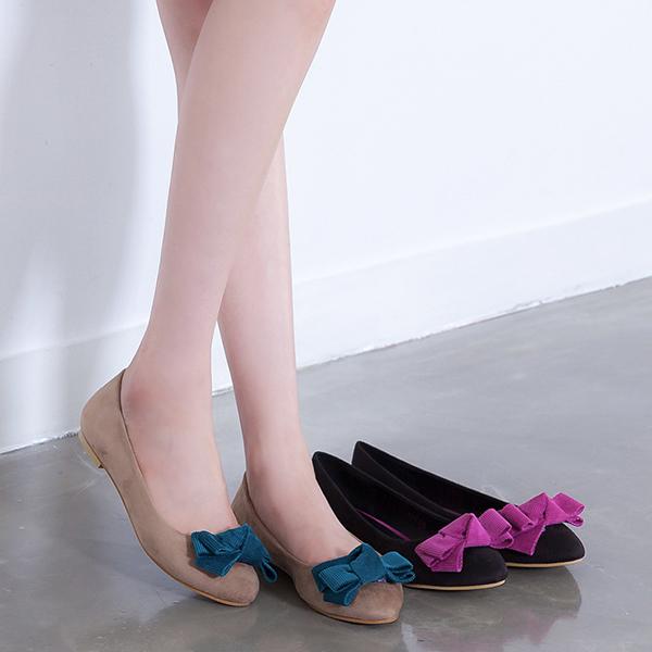 홍대언니 우리 같이 걸을까 플랫 신발 구두 단화