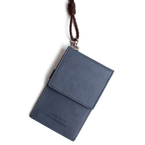 랑디엔느 커버드SW 카드홀더 이니셜각인 카드목걸이