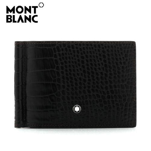 몽블랑 마이스터스튁 6cc 명품 머니클립 112561 / Montblanc