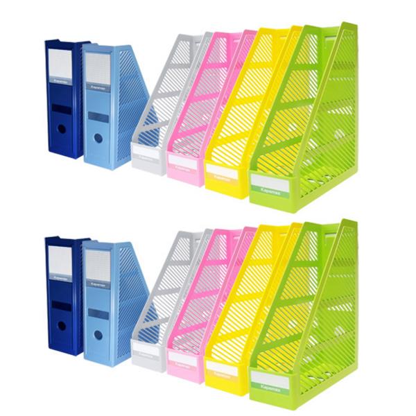 카파맥스 화일박스(오픈형) 서류보관박스, 노랑, 1개
