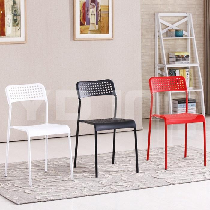 [와이디] 스파크 의자, 블랙(YWC2032-BK)