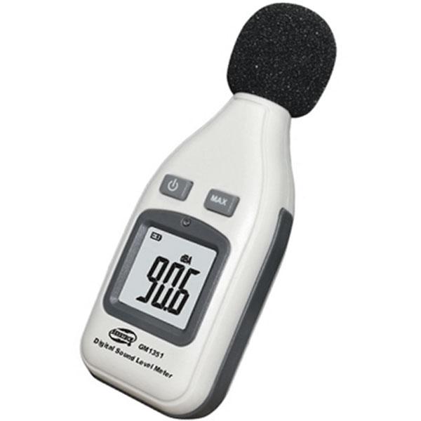 GM-1351 소음측정기 소음계 소리측정 층간소음 데시벨, 소음측정기(gm-1351)