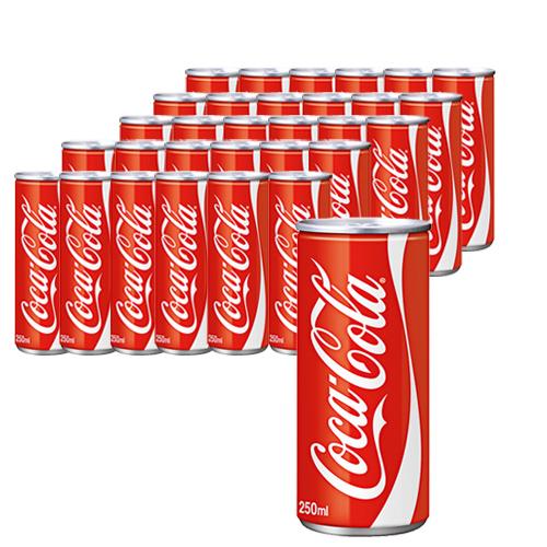 코카콜라 250ml, 30개입X1박스