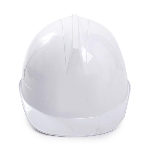 지엔에스테크 투구자동형 안전모, 백색
