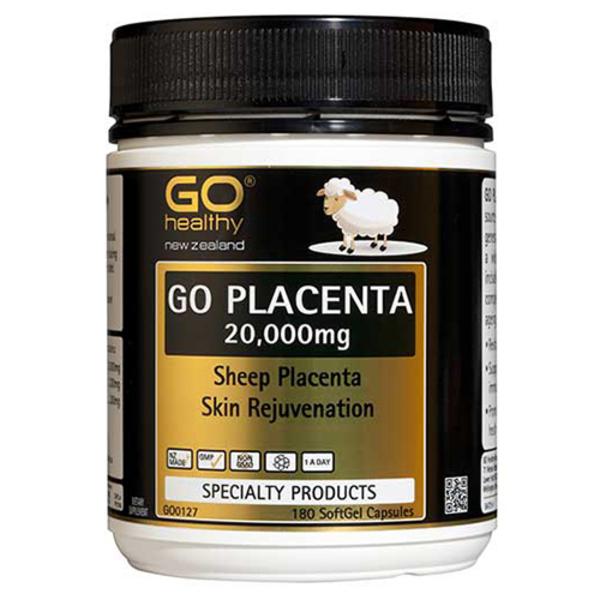고헬씨 플라센타 양태반 180캡슐, 3.6kg, 1개