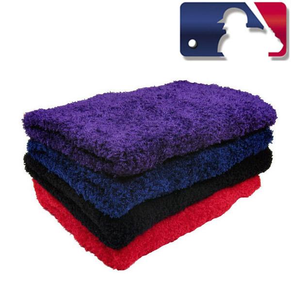 MLB 몽글이 솔리드 넥워머, 블랙