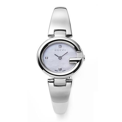 구찌 SSIMA 다이아몬드 명품 시계 YA134504 / GUCCI
