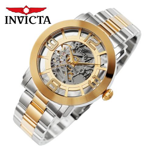INVICTA 한국공식수입원 정품 인빅타 VINTAGE 스켈레톤 남성용 오토매틱 시계 22583(인빅타 쇼핑백 증정)