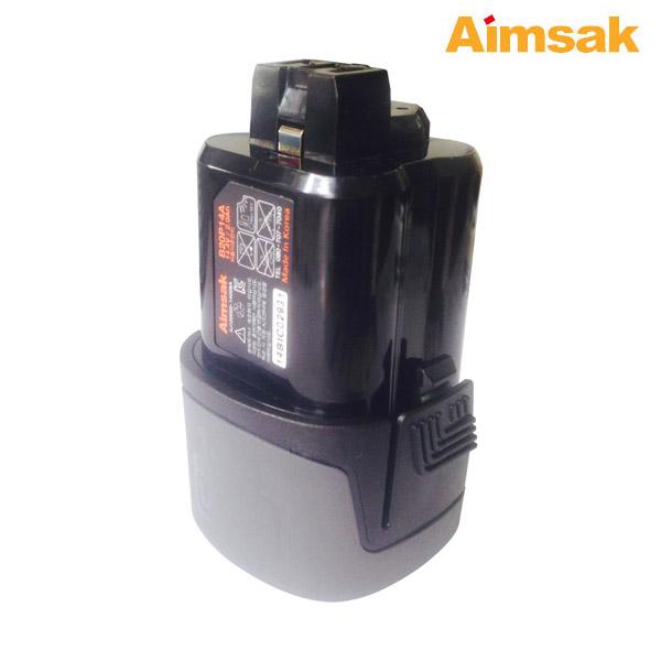 아임삭 리튬이온 배터리 B20P14A 14.4V 2.0Ah/충전식전동공구/수입전동공구/목공, 1