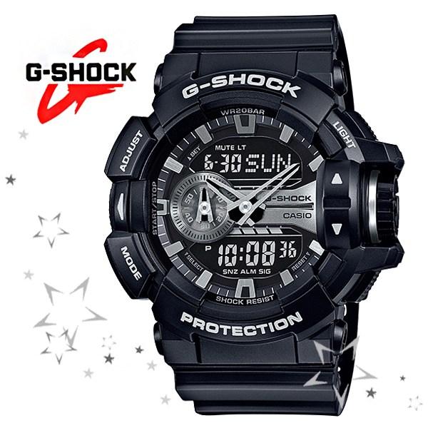 지샥 GA-400GB-1A 카시오 지샥시계 CASIO G-SHOCK