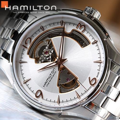 [HAMILTON] 해밀턴 H32565155 재즈마스터 오픈하트