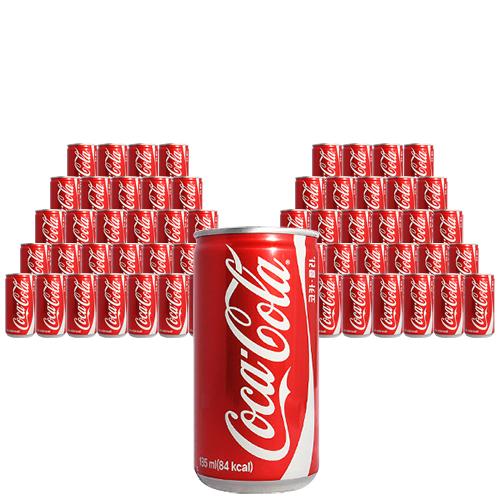 코카 코카콜라, 185ml, 60개