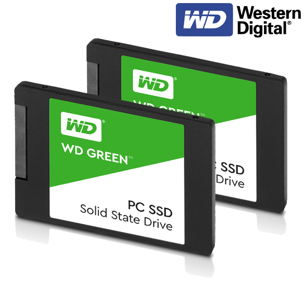 WD SSD 2.5인치, WDS240G1G0A, 240GB