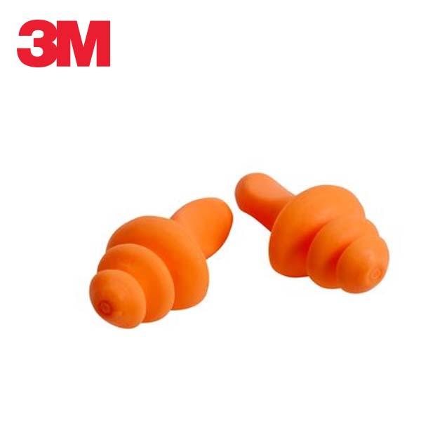 3M 재사용 가능 귀마개 1260 5세트 묶음/3M귀마개/공부귀마개/방음귀마개/소음방지/소, 본상품색상선택, 본상품수량선택