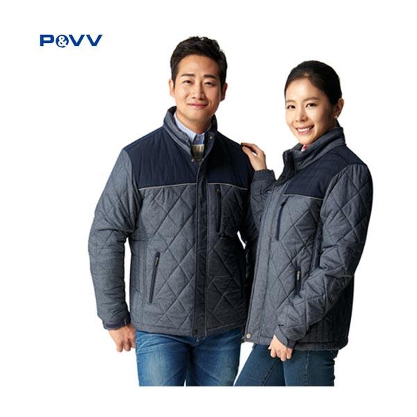 그린사몰 겨울작업복 근무복 W1601