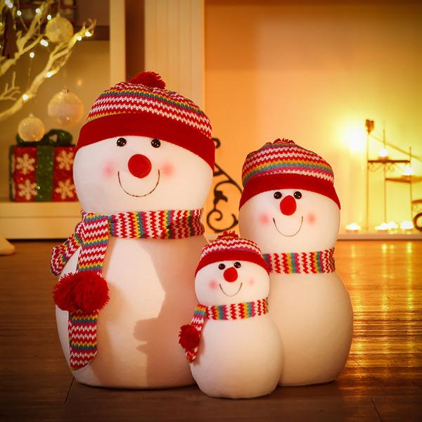 [바보사랑]닮은꼴 눈사람 가족 장식/인형세트 크리스마스장식, 상세 설명 참조
