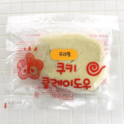 쿠키클레이 우리밀 플레인 - 아이스박스 별도구매제품, 350g, 1개